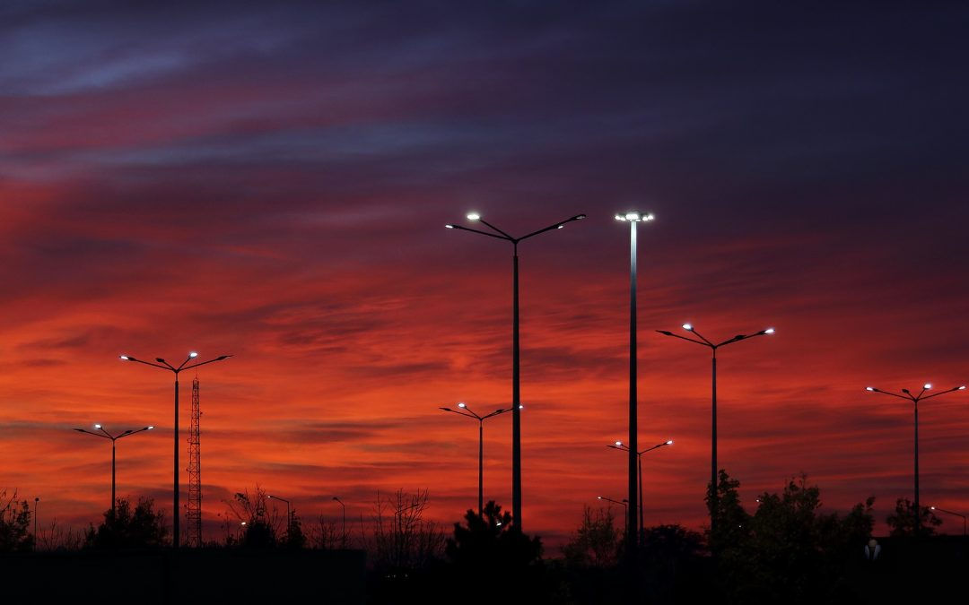 8 reasons solar street lighting is a great solution for the rural areas