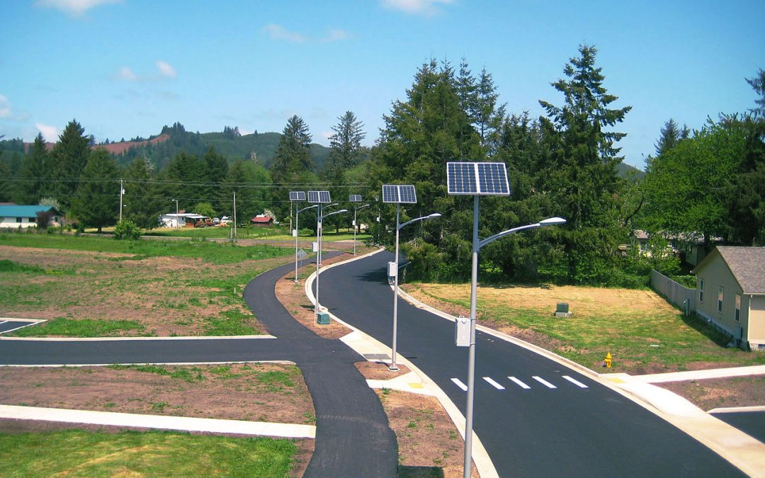 The Advantages of Solar Street Lights