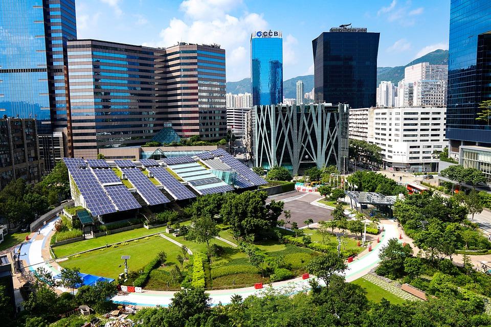 Solar panels are the future!
