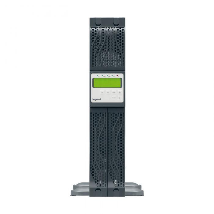 UPS LEGRAND Daker Dk On-Line 6kVA Convertible 310054-big