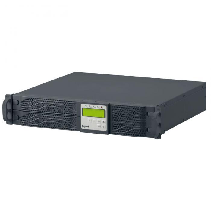 UPS LEGRAND Daker Dk On-Line 4,5kVA Without Convertible Batteries 310056-big