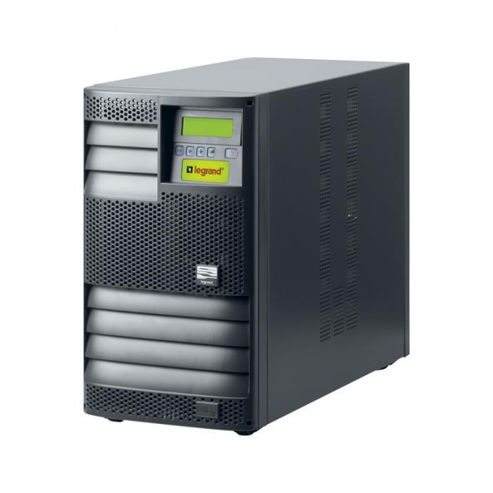 UPS LEGRAND MEGALINE 2500 single-phase, double conversion VFI 310352-big