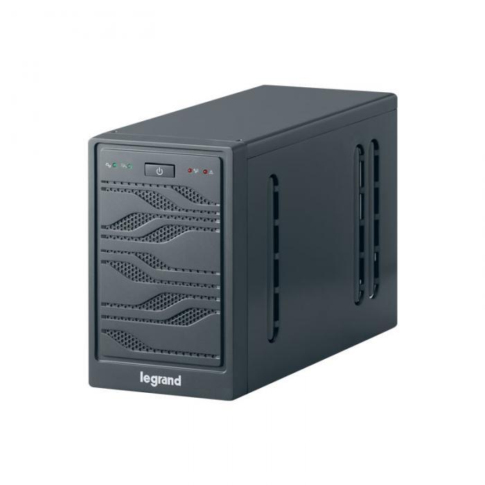 UPS Legrand Niky Line interactive 600VA 300W IEC/SHK/USB 310009-big