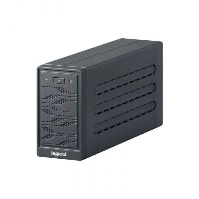 UPS Legrand Niky Line interactive 800VA 400W IEC/SHK/USB 310010-big
