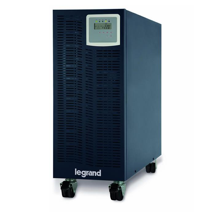 UPS Legrand KEOR S On-Line Double Conversion 3kVA 3000VA 2700W 12x12V12Ah 310122-big