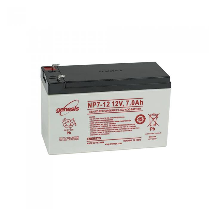 VRLA Battery Genesis 12V 7 Ah NP7-12-big