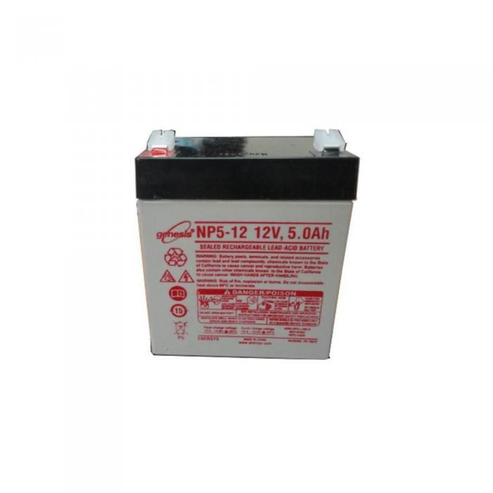 VRLA Battery Genesis 12V 5 Ah NP5-12-big
