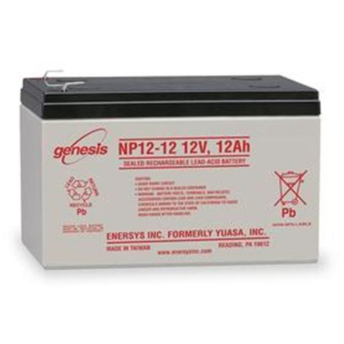 VRLA Battery Genesis 12V 12 Ah NP12-12-big