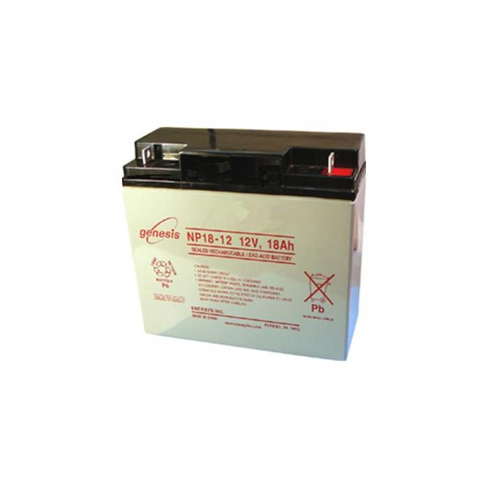 VRLA Battery Genesis 12V 18 Ah NP18-12-big
