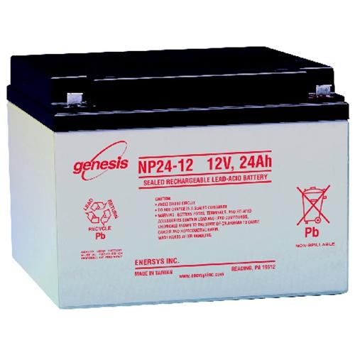 VRLA Battery Genesis 12V 24 Ah NP24-12-big