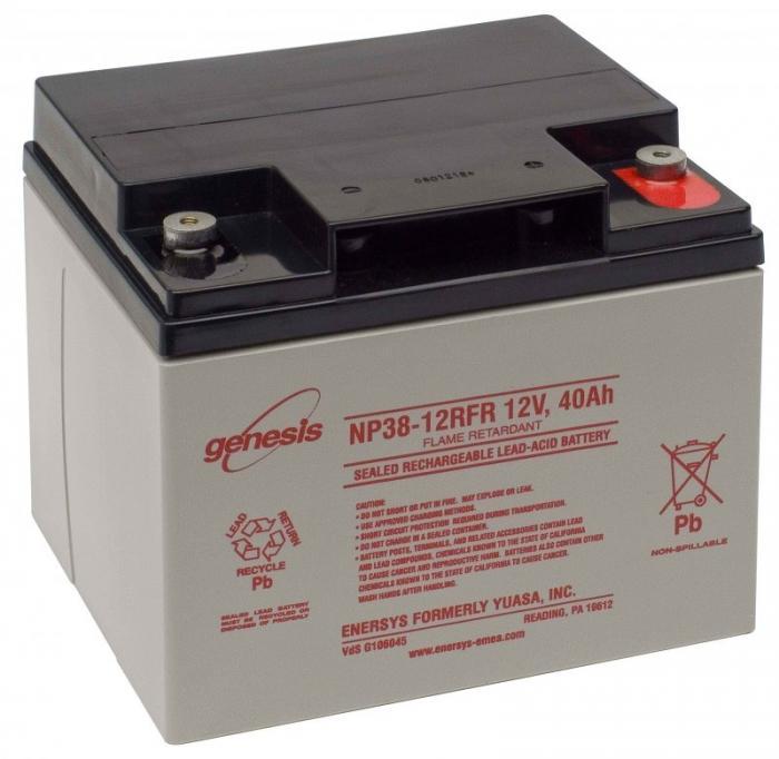 VRLA Battery Genesis 12V 38 Ah NP38-12-big