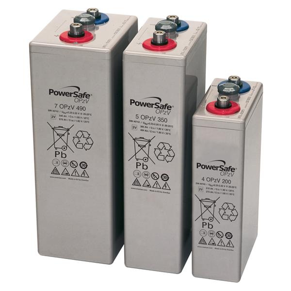 Enersys PowerSafe OPzV Batterie 8 OPzV 800-big