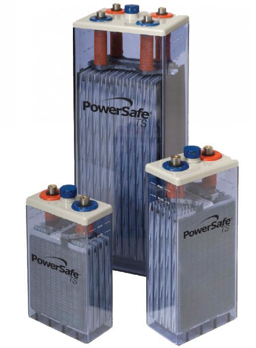 Enersys PowerSafe TLS 4 Solar Battery-big