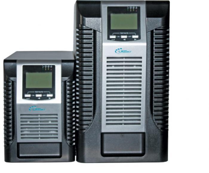 UPS Powersave Online Double Conversion 6kVA PA-6000 Poweractive-big