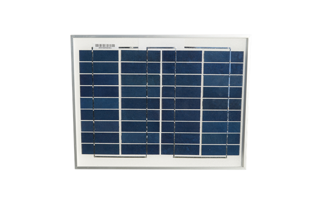 Polycrystalline solar panel 10Wp BLD10-36P-big