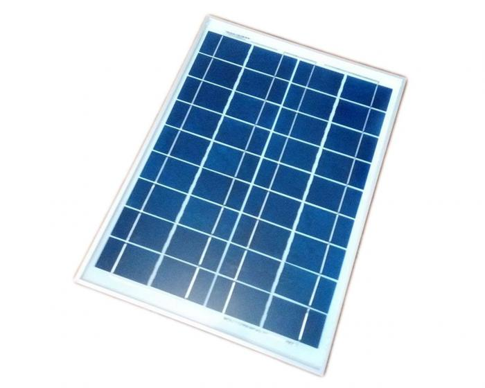 Polycrystalline solar panel 20Wp BLD20-36P-big