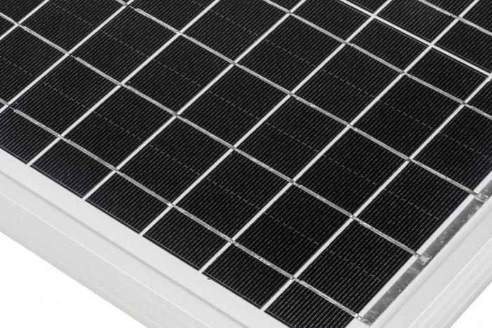 Monocrystalline solar panel 30Wp BLD30-36M-big