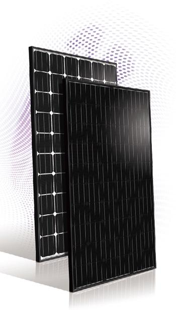 Monocrystalline Solar Panel BenQ Green Triplex PM060M02 275W-big