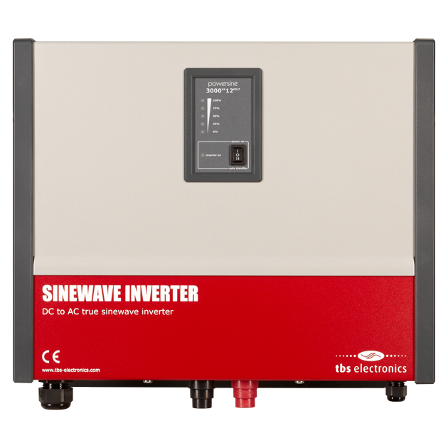 Professional Inverter TBS POWERSINE 2000-12 Pur Sinus DC/AC-big