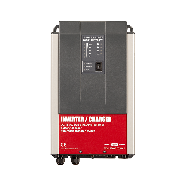 Professional Inverter/Redressor TBS COMBI POWERSINE PSC1800-24-35 Pur Sinus-big