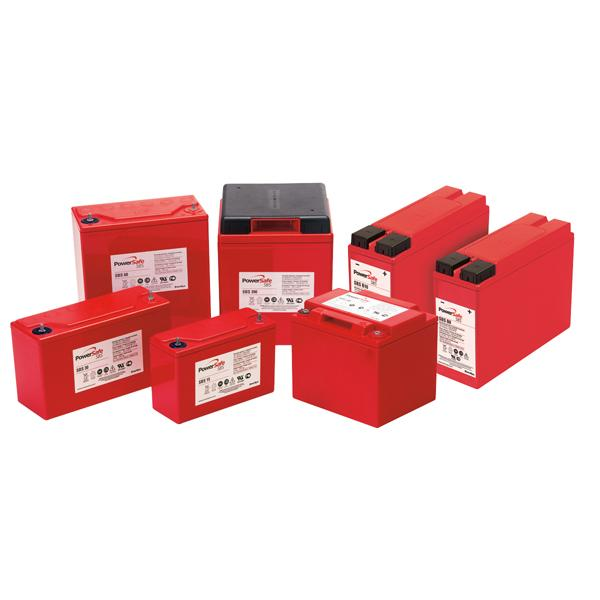 VRLA Battery PowerSafe SBS 6V 115 Ah SBS 110-big