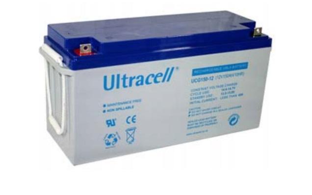VRLA Battery ULTRACELL 12 V 150 Ah UCG150-12-big