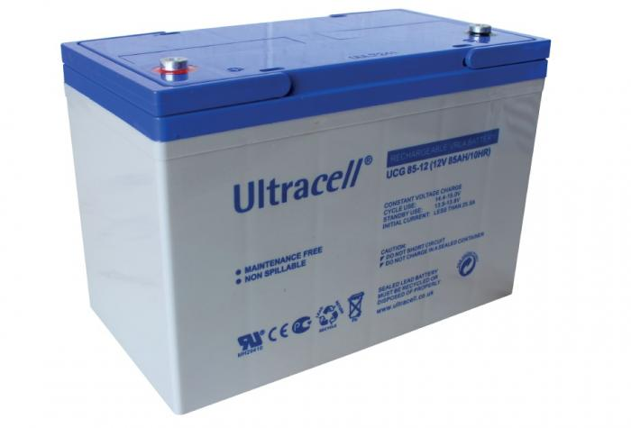 VRLA Battery ULTRACELL 12 V 85 Ah UCG85-12-big