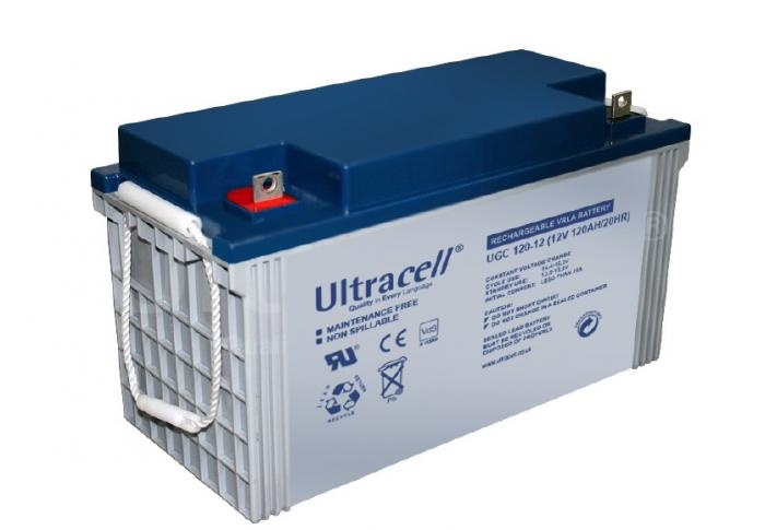 VRLA Battery ULTRACELL 12 V 120 Ah UCG120-12-big