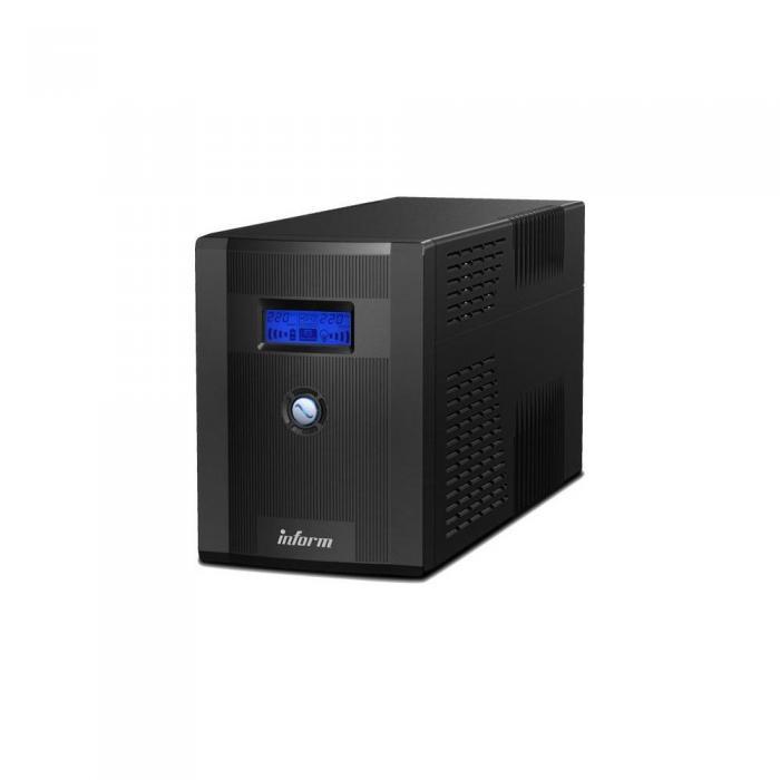 UPS Legrand Inform 2KVA Line-interactive GUARDIAN LCD 2000AP-big