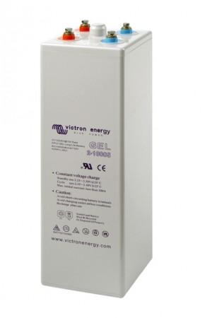 2V 3000Ah (C10) GEL 24 OPzV Tubular Plate Battery-big