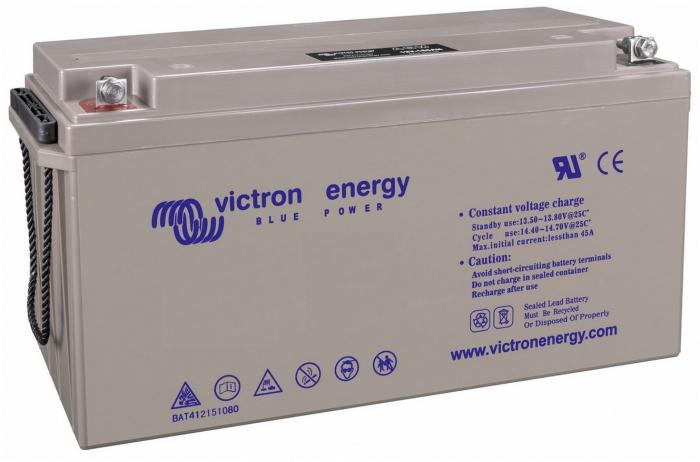 Victron Energy 12V 265Ah Gel Deep Cycle Battery (M8)-big