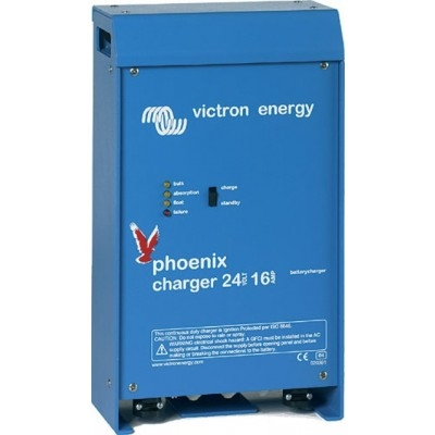 Victron Energy Phoenix Charger 24/16 (2+1)-big