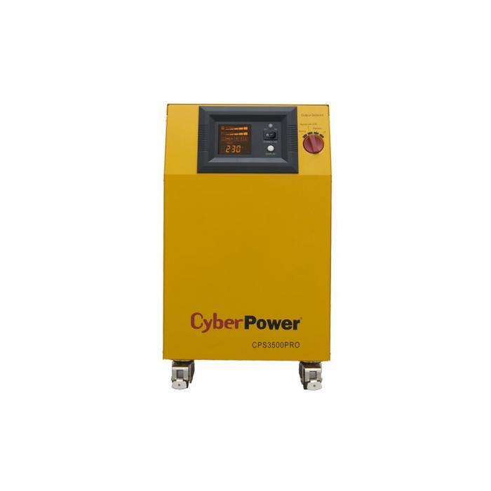 Emergency Power System CyberPower CPS3500PRO 3500VA 2450W-big