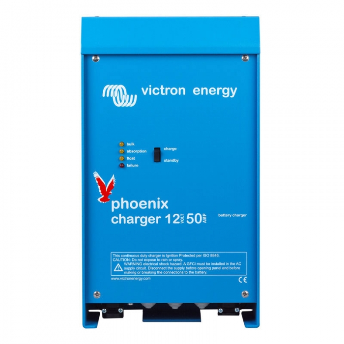 Victron Energy Phoenix Charger 12/50 (2+1)-big