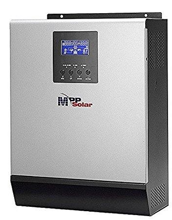Inverter/charger MPP SOLAR Pur Sinus PIP1012HS 12V 1000W-big