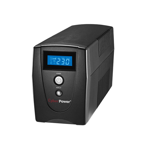 UPS Cyber Power Line-interactive VALUE600EILCD 600VA 360W-big