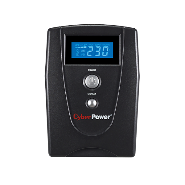 UPS Cyber Power Line-interactive VALUE800EILCD 800VA 480W-big