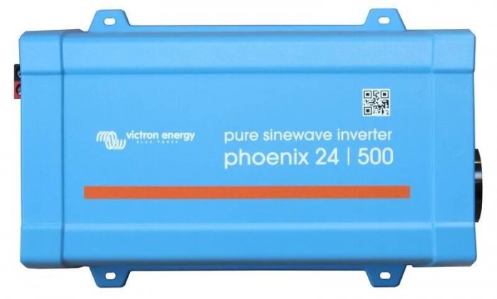 Inverter 24V 500VA Victron Energy Phoenix VE.Direct Schuko 24/500-big