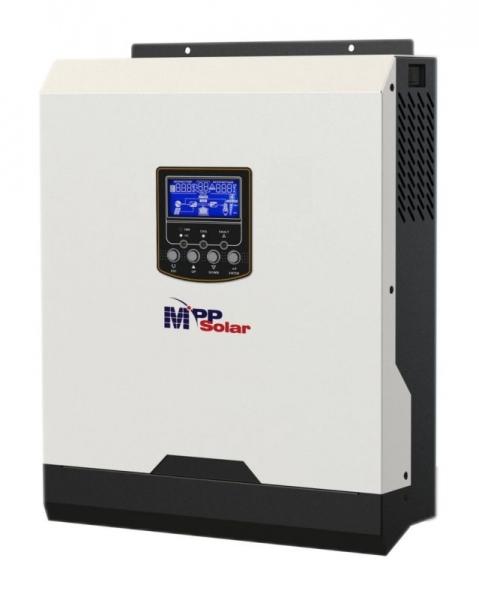 Inverter/charger MPP SOLAR Pur Sinus PIP2424MSD 24V 2400W-big