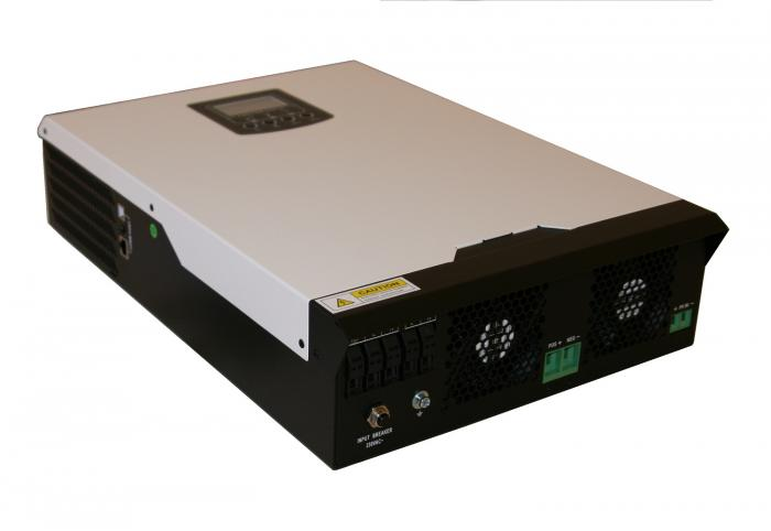 Inverter/charger Poweracu Pur Sinus PPT3000-24P 3000VA 2400W 24V-big