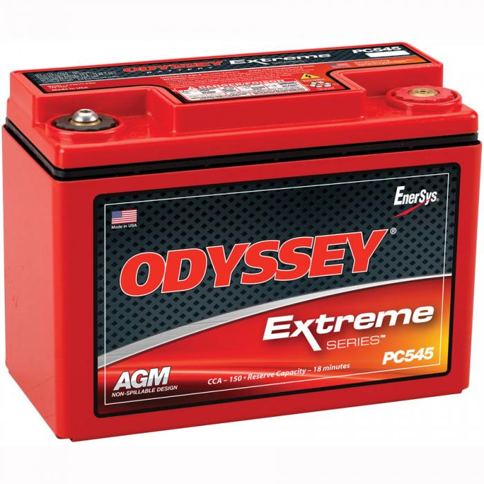 Odyssey Deep Cycle Battery 12 ah PC545MJ-big
