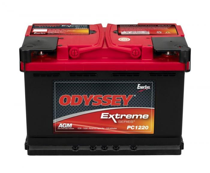 Odyssey Deep Cycle Battery 64.8 ah PC1220 - Copie-big
