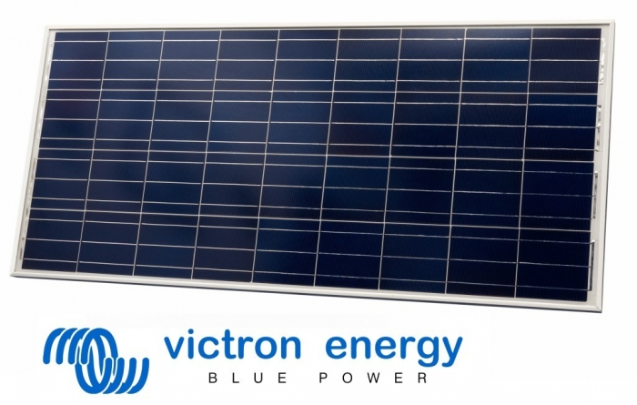 Victron Energy 100W 12V Poly Solar Panel 1000x670x35mm 3a-big