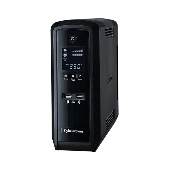 UPS Cyber Power CP1500EPFCLCD Line-Interactive 1500VA 900W-big