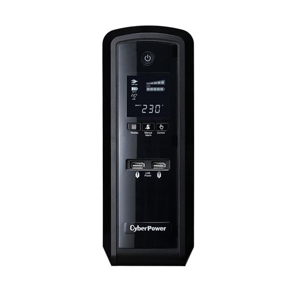 UPS Cyber Power CP1500EPFCLCD Line-Interactive 1500VA 900W-big