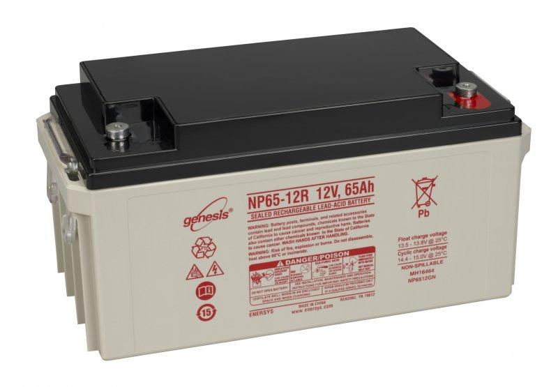 Vrla Battery Genesis 12v 65 Ah Np65 12