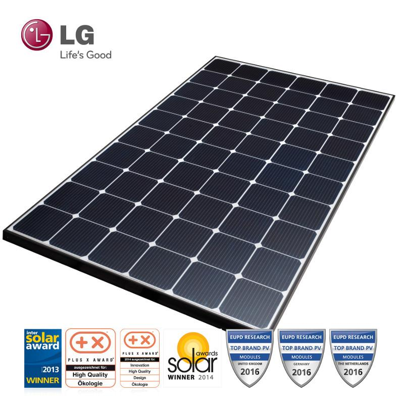 monocrystalline solar panel lg lg285s1c l4 monox awm 285wp. Black Bedroom Furniture Sets. Home Design Ideas