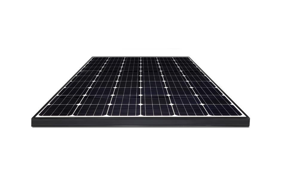 monocrystalline solar panel lg monox plus lg295s1c a5 295 wp. Black Bedroom Furniture Sets. Home Design Ideas