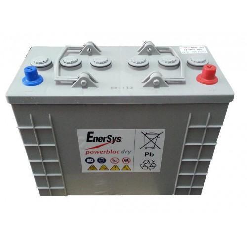 battery powerbloc dry gel enersys 12v 50 ah 12 mfp 50. Black Bedroom Furniture Sets. Home Design Ideas