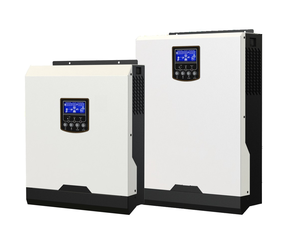Inverter Charger Mpp Solar Pur Sinus Pip3024ms 24v 3000w